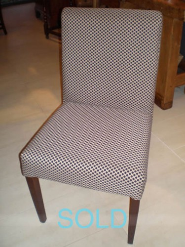 TIVOLI STRAIGHT BACK DINING CHAIR