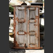 FRENCH PROVINCIAL OAK PANELLED DOORS FROM PEZENAS