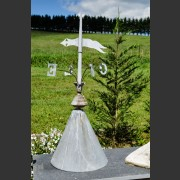 ZINC WEATHER VANE