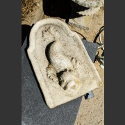 RECONSTITUTED STONE FISH HANGING WATER FEATURE