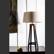 'LE PUCES' INDUSTRIAL METAL LAMP