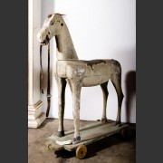 FRENCH PAINTED HORSE