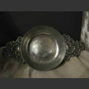 FRENCH PEWTER ECULLE c.1890