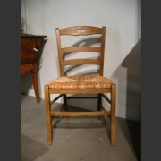 LARGE ROCHELLE BEECH DINING CHAIR