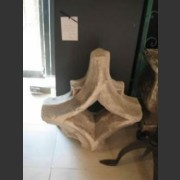 FRENCH STONE FINIAL