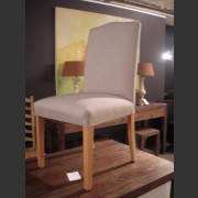 HUMPBACK DINING CHAIR