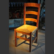 'KAFENO' BEECH LADDERBACK CHAIR