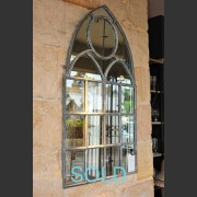19TH CENTURY WINDOW MIRRORS