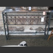 JULIETTE BALCONY CONSOLE CONVERSION